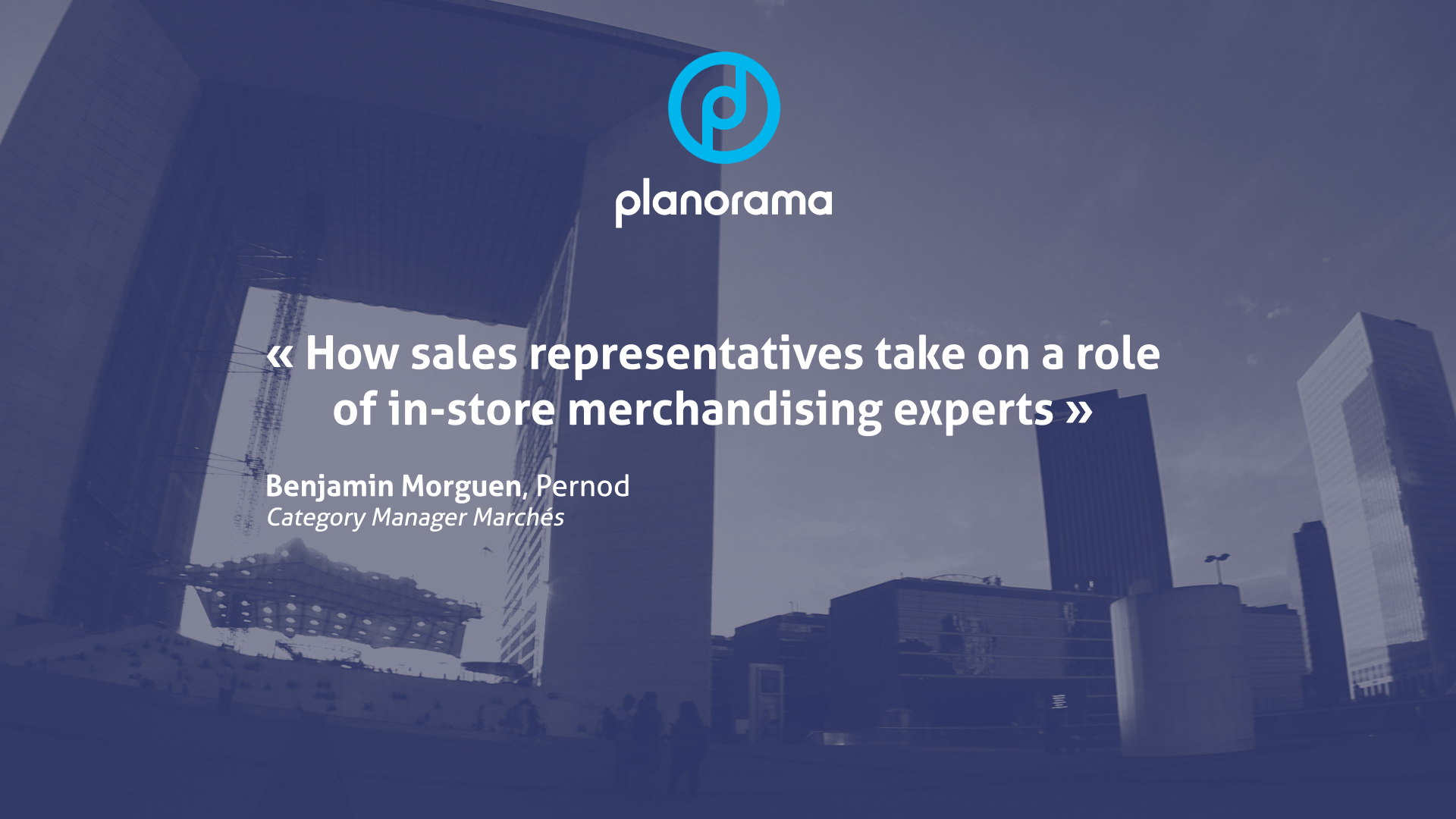 How sales reps take on a role of in-store merchandising experts